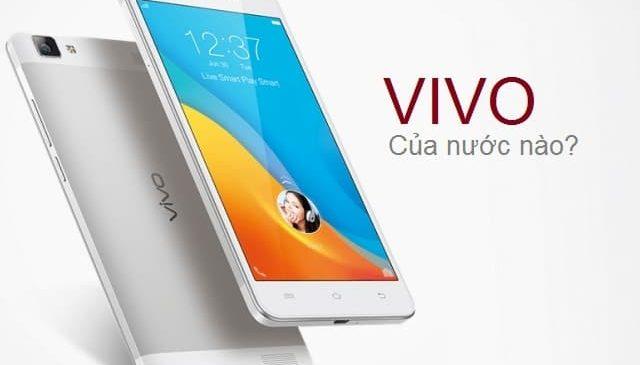 Điện thoại Vivo của nước nào? Cùng tìm hiểu thương hiệu toàn cầu này