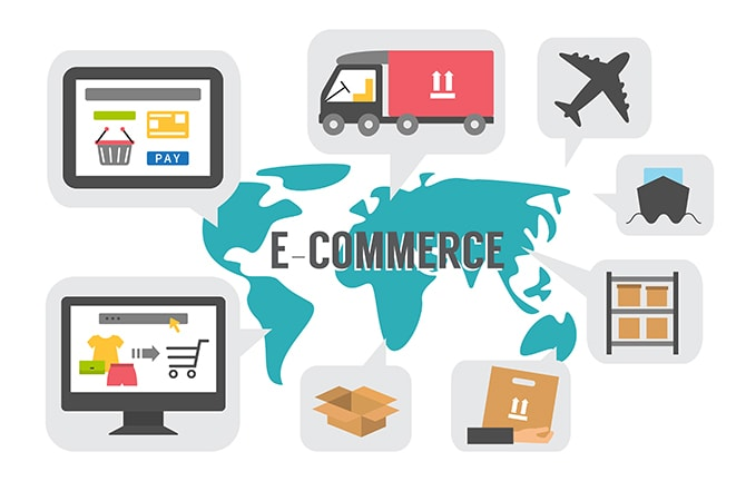 E-Commerce là gì? Tìm hiểu về E-Commerce