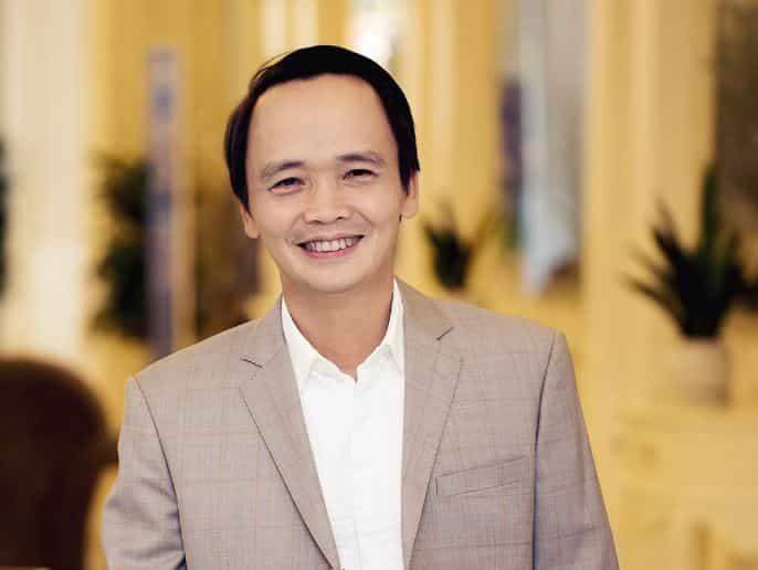 Con đường từ 2 bàn tay trắng đến một trong những người giàu nhất Việt Nam