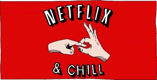 Netflix and Chill là gì? Cười không nhặt được mồm
