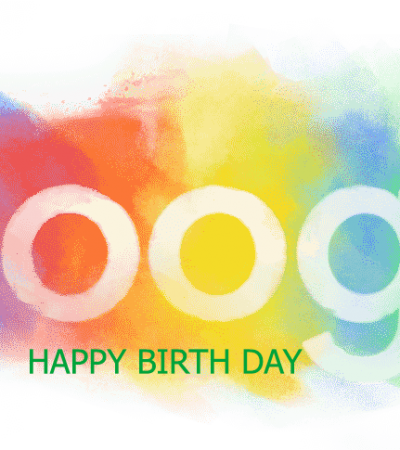 Khi nào là sinh nhật của google?