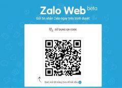 Cách đăng nhập Zalo trực tuyến trên web nhanh chóng và dễ dàng nhất