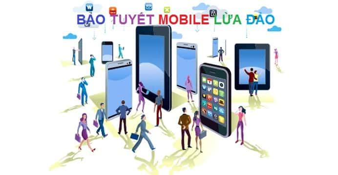 Bảo Tuyết mobile lừa đảo
