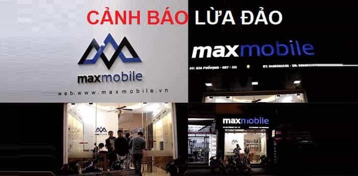 Maxmobile có uy tín không?