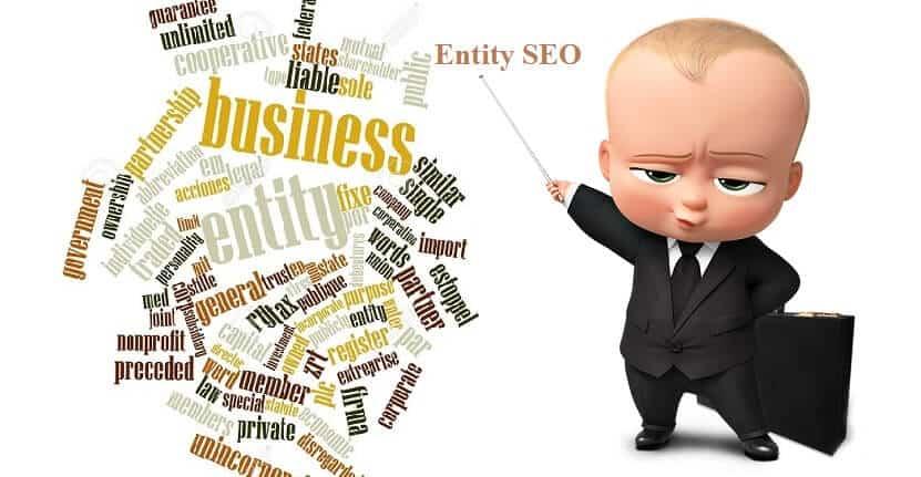 Công việc cần chuẩn bị và quá trình tiến hành entity building SEO