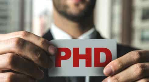 PHD là gì? PHD là bằng gì? Tìm hiểu về văn bằng PHD