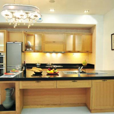 Kích thước tủ bếp chuẩn nhất với chiều cao người Việt