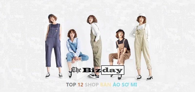 Top 12 địa chỉ shop bán áo sơ mi siêu đẹp & chất tại tphcm