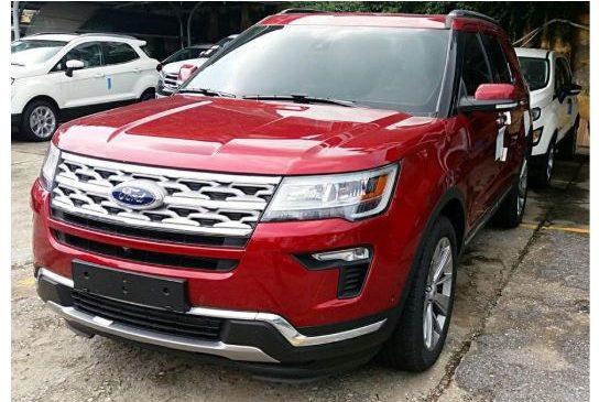 Tiết lộ các dòng Ford Explorer đáng mua nhất hiện nay