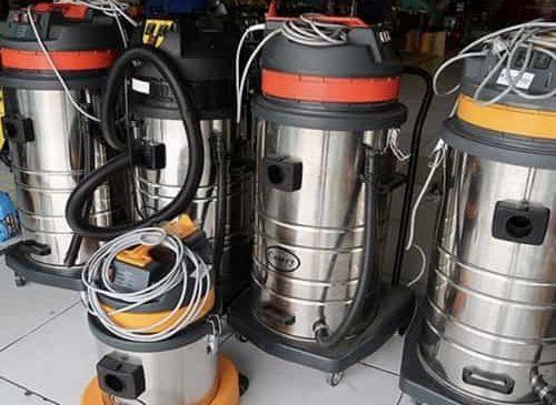 Hiện nay, trên thị trường có rất nhiều đơn vị bán máy hút bụi công nghiệp, thật - giả lẫn lộn rất khó phân biệt