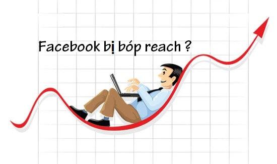 Reach Facebook là gì? Page bị bóp reach và mẹo khắc phục