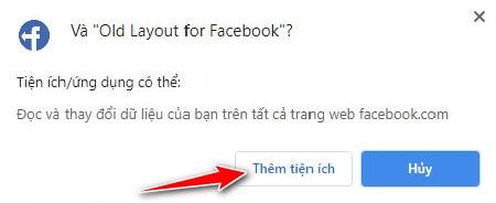 Cách quay trở lại phiên bản facebook cũ - 2