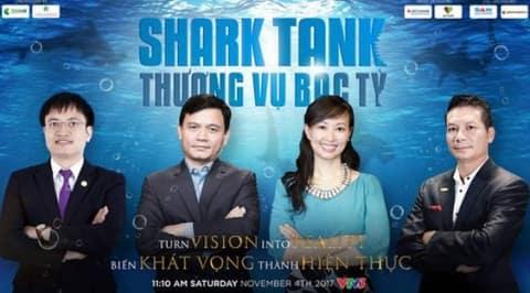 Những điều thú vị của chương trình Shark Tank Việt Nam