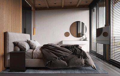 Bật mí cách thiết kế nội thất phòng ngủ 20M2 rộng và tối ưu chi phí