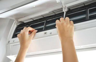 Hướng dẫn cách vệ sinh máy lạnh Midea tại nhà đơn giản