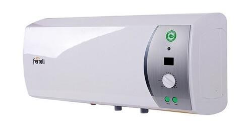 Gia đình bạn cũng nên có một chiếc máy nước nóng ferroli