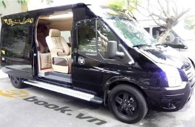 【Chi tiết】Ezbook bảng giá cho thuê xe limousine tại TPHCM