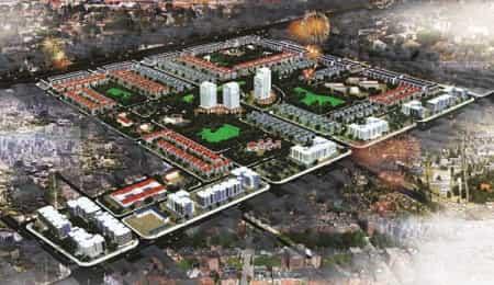 Tổng quan về dự án HUD Mê Linh