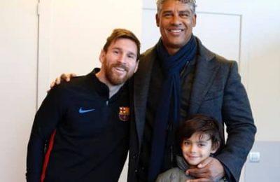 9 huấn luyện viên từng làm việc với Lionel Messi ở Barcelona