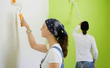Dịch vụ sơn tường đẹp, giá rẻ