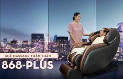 Ghế massage: Tính năng và lợi ích khi sử dụng